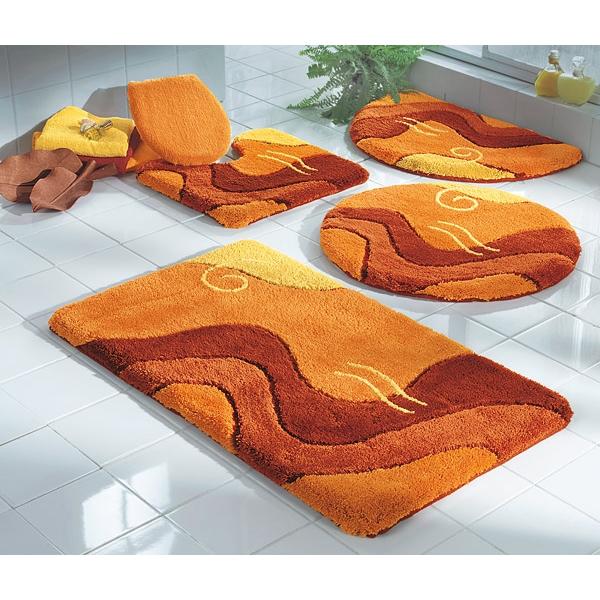 Różne rodzaje dywaników łazienkowych